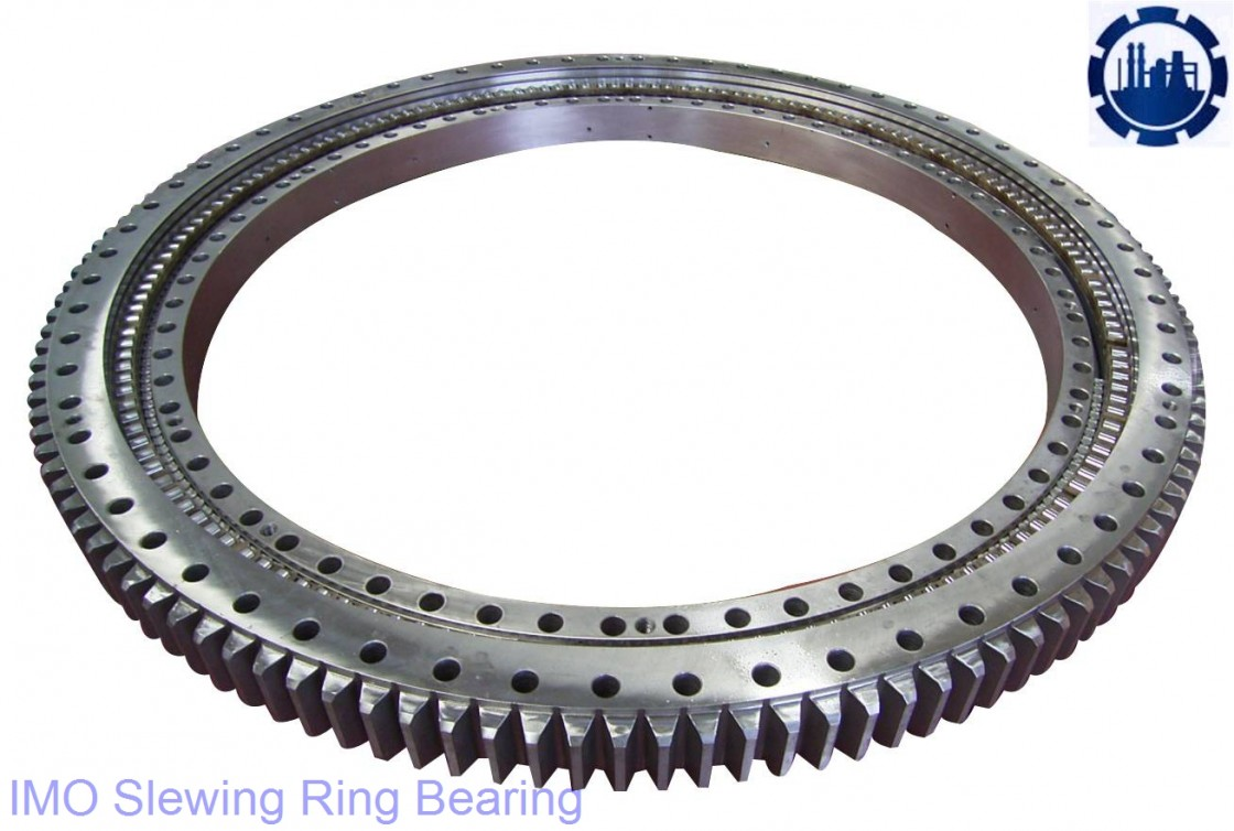 Three row roller slewing bearing manufacturer for crane truck