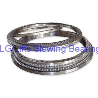 Made In Small Slewing Bearing Single Row Ball Slewing Ring Bearing Brand New