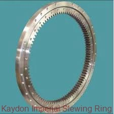 daewoo slewing ring crane four point contact ball slweing berigns