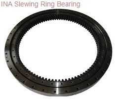 Slewing Bearing Applied For Chipping Machine