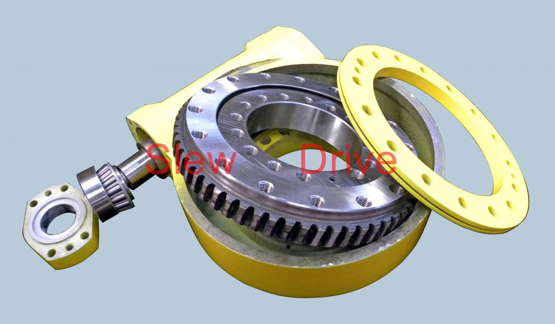 Slewing bearing can become replacement slewing ring for Kaydon (MTO-122T)
