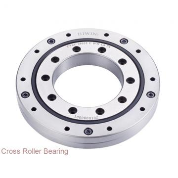 Slewing ring and slewing bearing for specific rotating device, crane, excavator