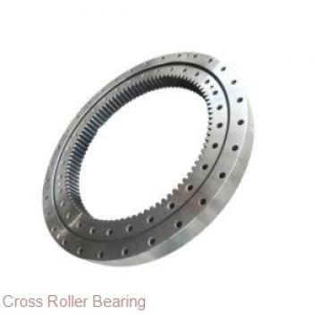 manufacturer tower crane Cross Roller slewing ring round rotating table bearing
