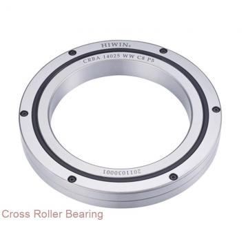 ISO 9001 single row GCr15 Turntable Bearing For Manlift Platform