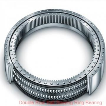 high speed four point contact ball slewing bearing with deformable rings design