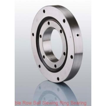 20 mm x 47 mm x 14 mm  20 mm x 47 mm x 14 mm  Customized Design 4 point contactl Swing Ring Bearings For Industrial Cranes