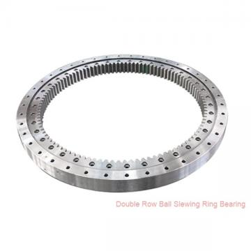 Excavator turntable bearing