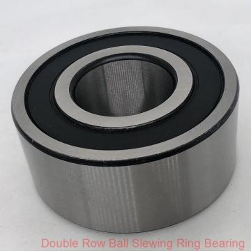 Slewing ring and crown rotation for crane