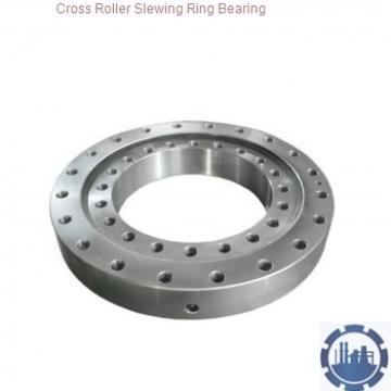 Single Row 4 Points Contact Truck Parts Turntable Bearing For Manlift Platform