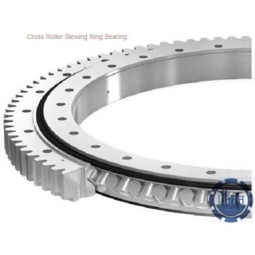 high precision single row ball slewing ring bearing with internal gear