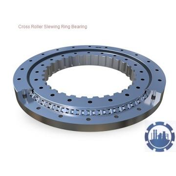 Both internal and external hardened gear slew Bearing for truck mounted crane