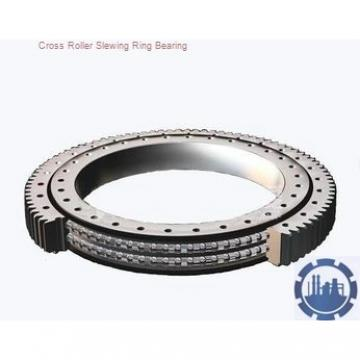 Heat treated straight & helical gear toothed or untoothed slewing ring bearing