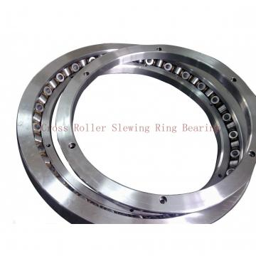 widely used on wind turbine parts slew gear bearing