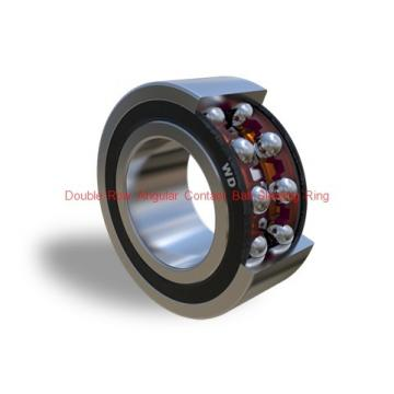 double axial ball turntable bearing excavator slewing circle ball slew ring