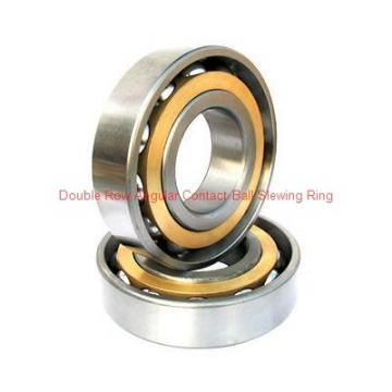 3 inches single worm precision transmission with 24 V DC motor slewing ring drive