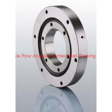 solar power plant used slewing bearing slewing drive with hydraulic motor