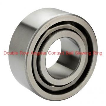 single row external gear slewing ring bearing for welding robot