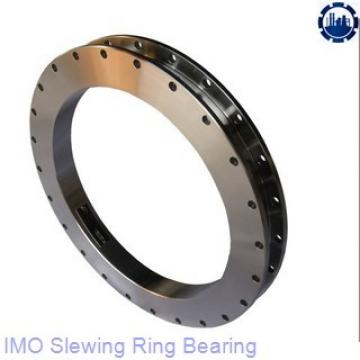 Single row four contact ball slewing bearing