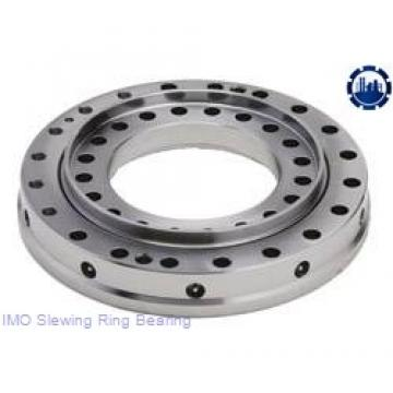 pitch bearing 1.5mw wind generator turntable slewing bearing with external gear four point contact ball slew ring