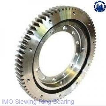 OEM single row ball small diameter without gear slewing ring bearing