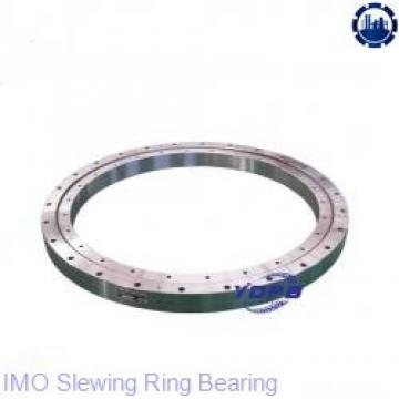 external gear four point contact ball slewing ring bearing