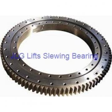 Used For Construction Work Single Row Crossed Roller Slewing Bearing 110.32.1400