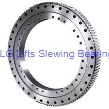 Flat Wagon Plate Slew lifting crane slewing bearing