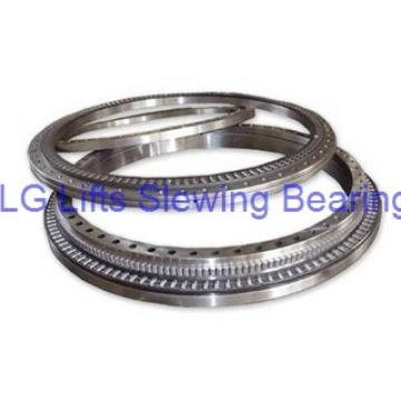 Rotate flexibly slewing bearing with external gear used in canning machinery
