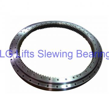 small crane Single Row Ungeared Gear Slewing Bearing