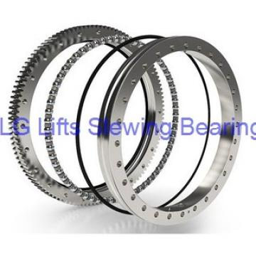 Light Weight Flanged Slewing Ring Bearing for Welding Positioner