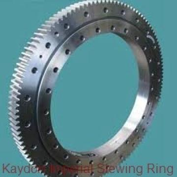 fast swivel wheel crane internal gear slewing bearing famous brand price manufacture cross roller slewing ring