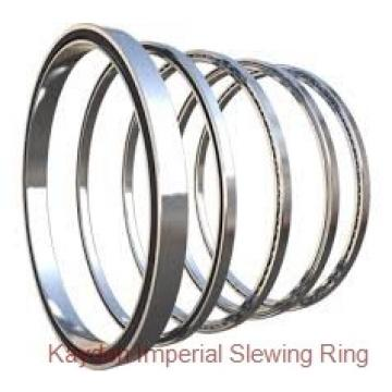 Large support rigidity wind turbine slewing ring bearing