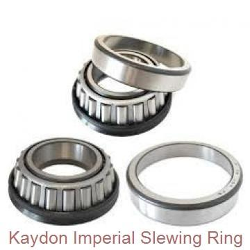 single row ball Internal geared tapered slewing ring bearings for excavator