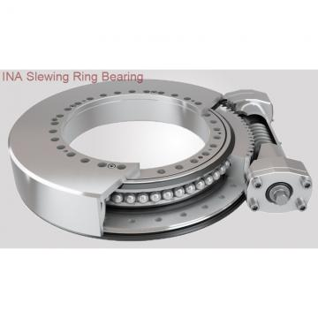 single row ball slewing bearing with External gear for deck crane