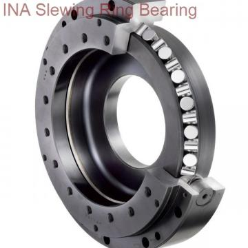 Double Row Ball Internal Gear Turntable Bearing For Cranes
