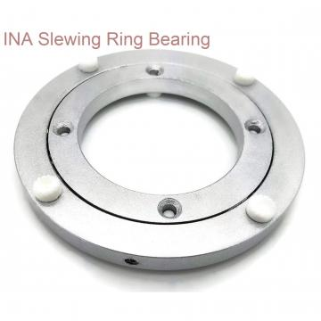 Non Gear Double Row Different Diameter Ball Slewing Bearing With Better Capacity