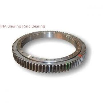 50 Mn EX60-5 hardened internal gear and raceway slewing ring bearing Retroceder