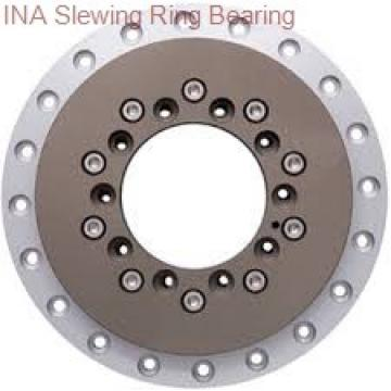 Internal gear tooth quenched single row ball slewing ring bearing for excavator