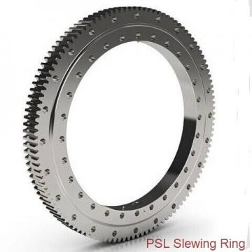 packing machine rotation spare parts Single row ball ungeared slewing ring bearing