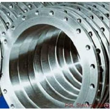 non geared single row ball slewing bearing ball bearing turntable for tower crane