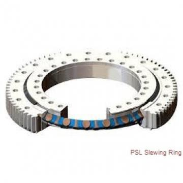 No gear slewing bearing for rotatable grapple