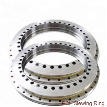 Turntable bearing for welding robot